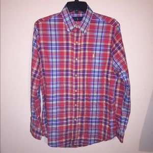 Men's Polo Ralph Lauren Button Up Shirt